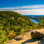 Acadia National Park Road Trip, Maine, USA