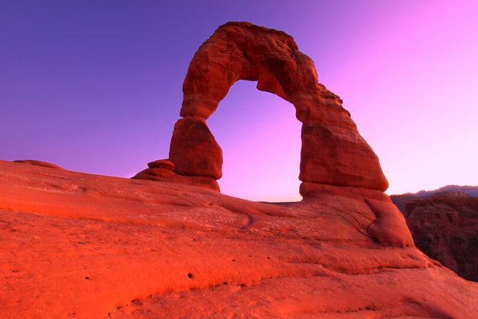 Arches National Park, Utah, USA Rockies Road Trip