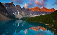 Banff National Park, Alberta, Canada - Lake Moraine
