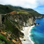 Drive The Big Sur, California, USA - Bixby Bridge
