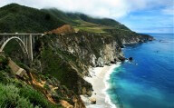 Big Sur, California, USA - Bixby Bridge