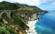 Pacific Coast Highway holiday