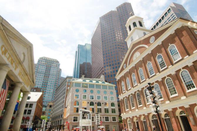 Boston Holidays, American Road Trip