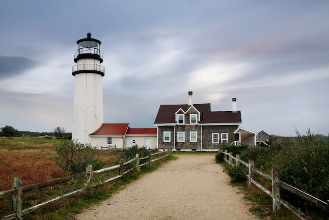 Cape Cod, Massachusetts, USA - Lighthouse