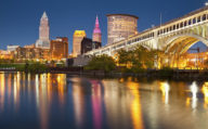 Trip to Cleveland, Ohio.