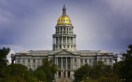 Denver Colorado, USA - Capitol Building