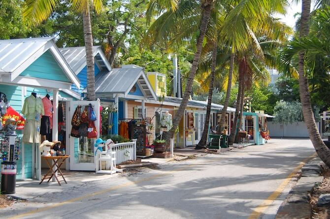 Florida Keys, Florida, USA - Shops