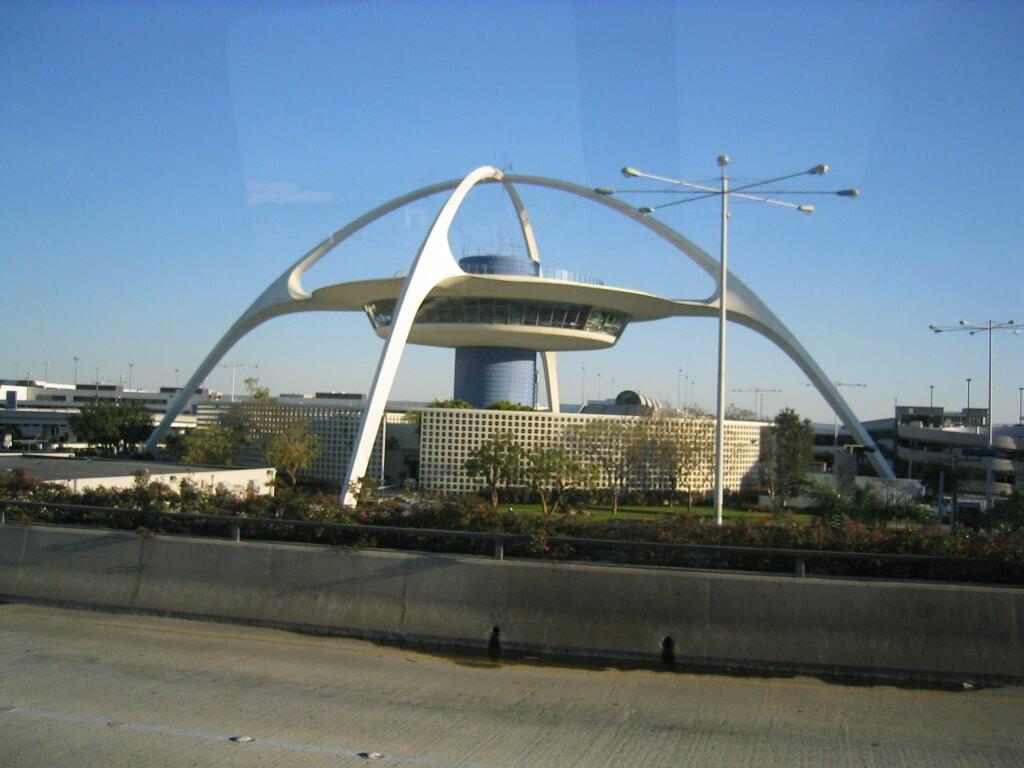 Theme Building, LAX
