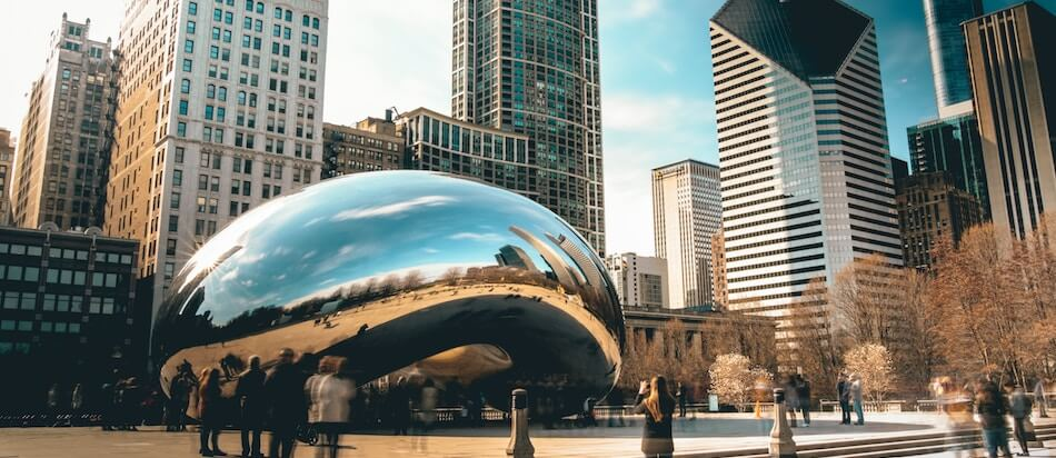 Cloudgate in Illinois