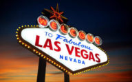 Welcome to fabulous Las Vegas Sign. The Golden Triangle.