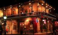 The French Quarter in New Orleans, Classic Deep South Road Trips