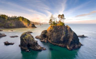 Sea Stacks on Oregon's Coast