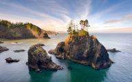 Sea Stacks on Oregon's Coast