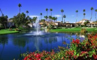 Palm Springs, California, USA - Golf Course