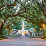Explore Savannah Georgia, American Road Trip