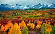 Telluride, Colorado, Rocky Mountains