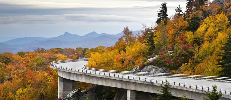 Drive America's & Canada's best roads